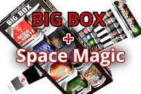 Big Box en Space Magic